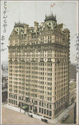 絵葉書:The Bellevue-Stratford, Philadelphia, Pa.